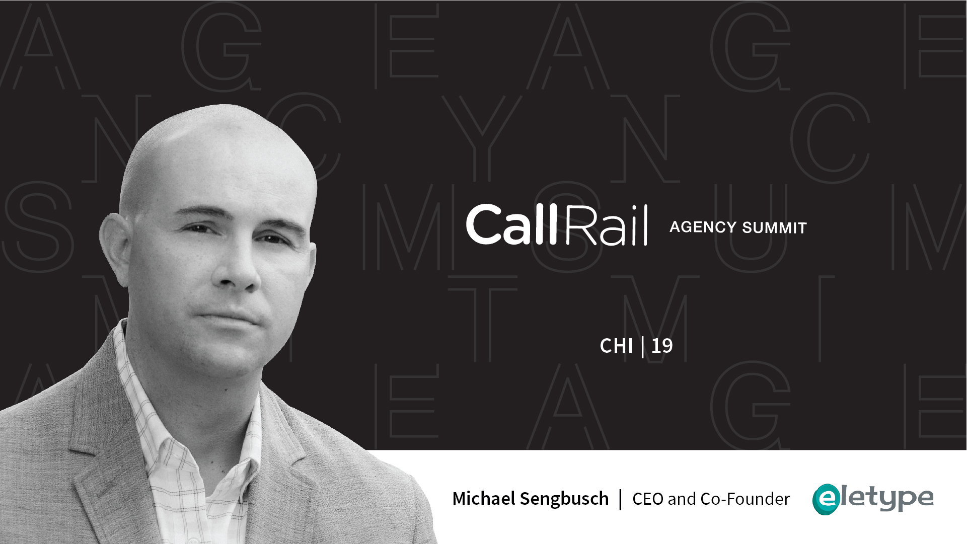 Call Rail Agency Summit Chicago 2019