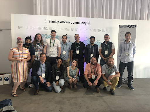 Slack Platform Chapter Leaders